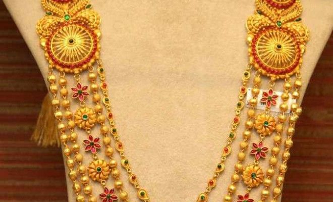 South Indian Gold Jewellery