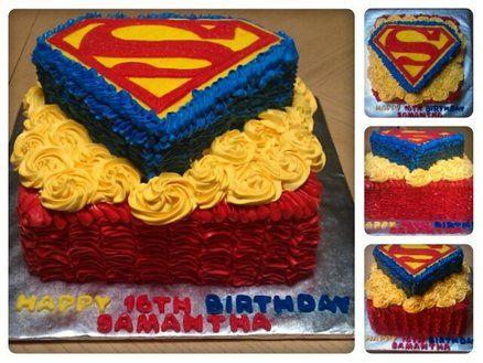 superman baby shower birthday cake more superman baby shower cakes