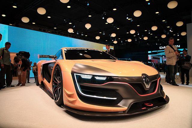 Renault Sport R.S. 01 - Salon de Moscou - Août 2014 (2) by RENAULT SPORT, via Flickr