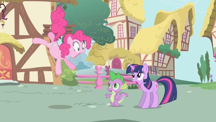 GASP!!!!!! #Pinkie #Pie #Twilight #Sparkle #