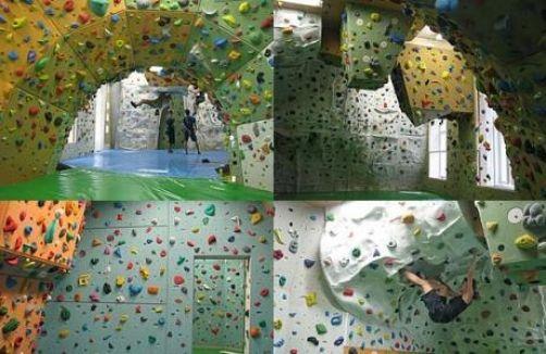 Boulderhalle Edelweiss-Center auf sunny.at
