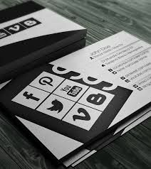 social media business cards - Google Search