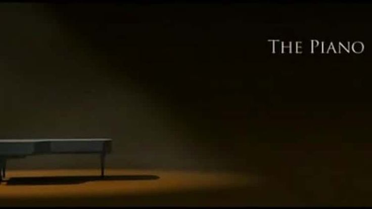 The Piano by Aidan Gibbons