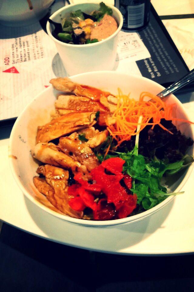 Japanese Emporium Melbourne teriyaki chicken ❤️