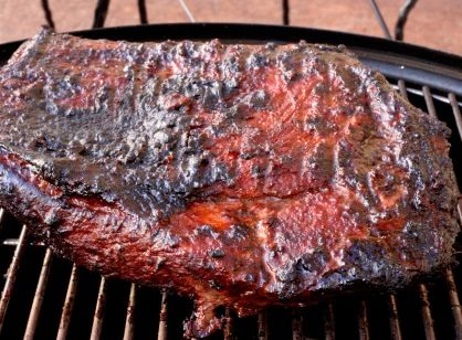 Kansas City Beef Brisket – Slow Barbequed