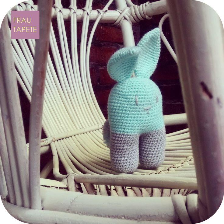Conejo bípedo | Two-legged rabbit [Amigurumi]