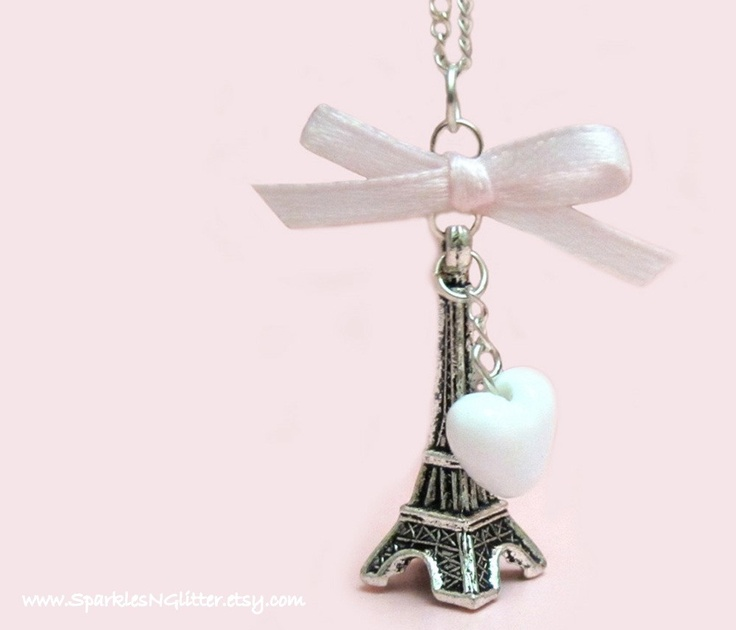 Paris Amour Necklace - Fall in Love