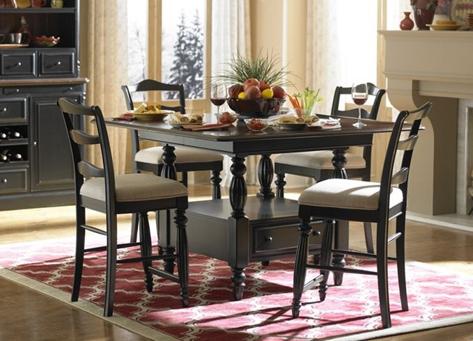 Westbury dining rooms havertys furniture my married for Dining room tables havertys