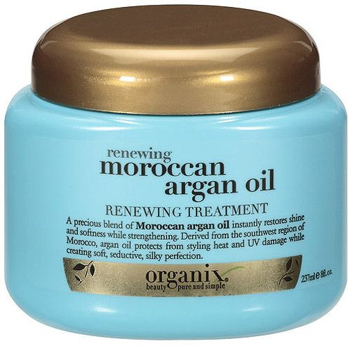 Organix Moroccan Argan Oil Renewing Treatment, 8 oz