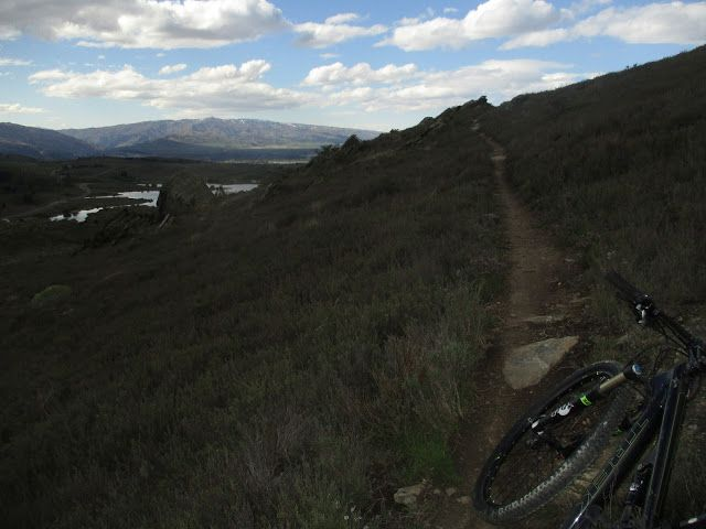 Let it Roll: Back in Central Otago: Flat top hill