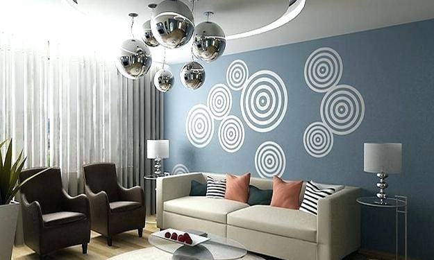 Nice Wall Pattern Ideas Images Wall Art Design Wall Paint Patterns Decorative Wall Painting Patterns Sofa Living Wall Decor Bedroom Paint Design Bright Walls