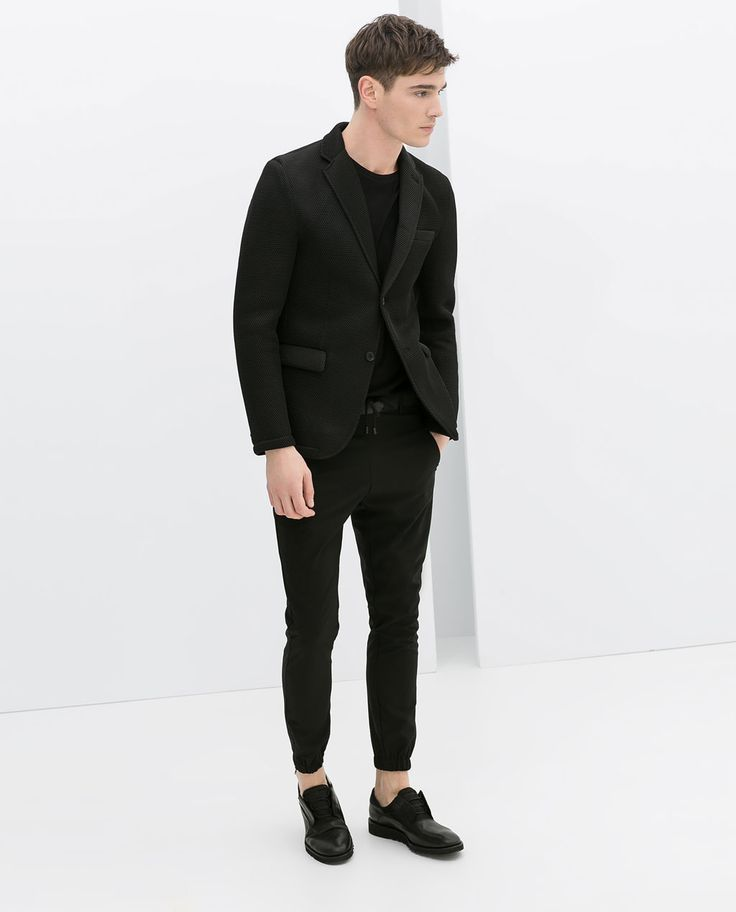 Image 1 of MESH BLAZER from Zara
