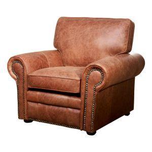 Valdivia Leather Armchair