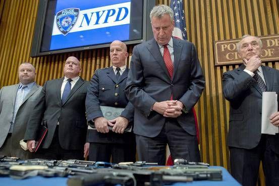 Oh too bad, so sad, Mayor De Blah Blah! NYC Mayor Bill de Blasio's Approval Rating Hits New Low In Poll.