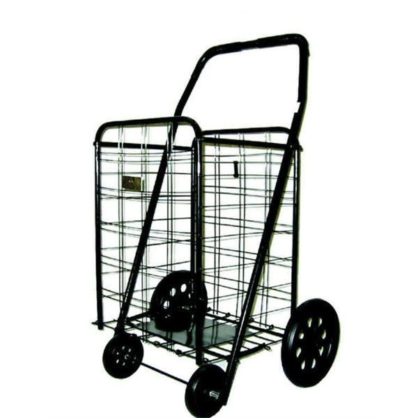 Shopping Cart With Wheels Grocery Home Shop N Go Carts