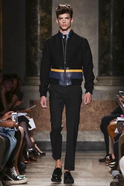 #Menswear #Trends Les Hommes Spring Summer Primavera Verano #Tendencias 2015 Milan