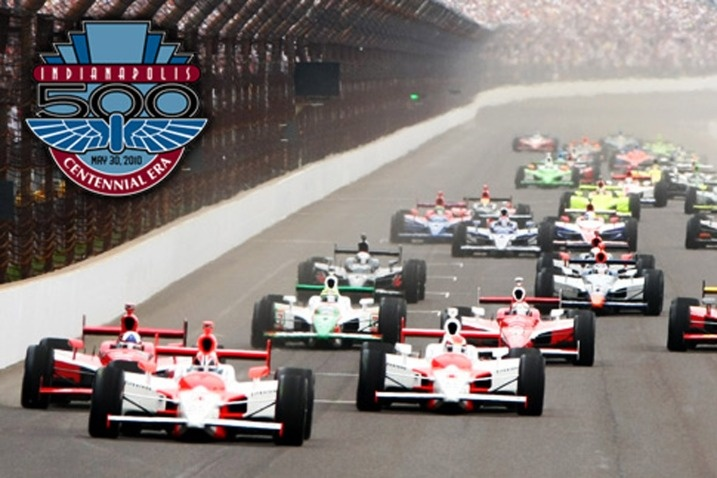 Indy 500 - maybe someday!