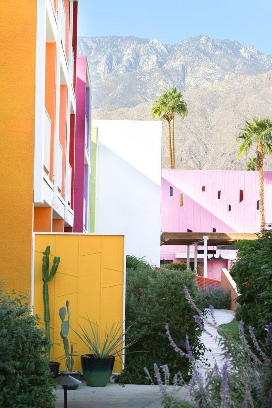 Vacation Inspiration: Palm Springs, California