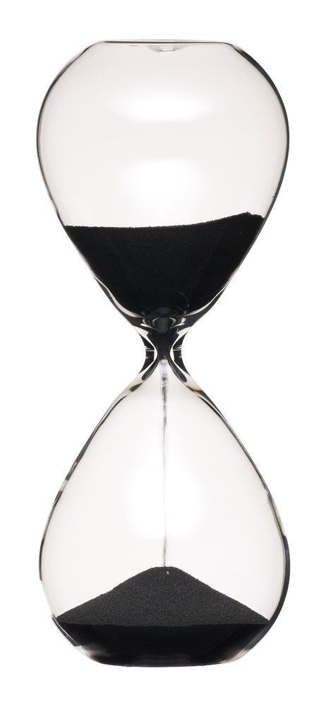 Beautifully classic, this three minute hourglass timer looks great sitting on any work surface. Stylish and traditional, perfect for looking the part in the kitchen. Easily time your boiled eggs or other goods. | eBay!
