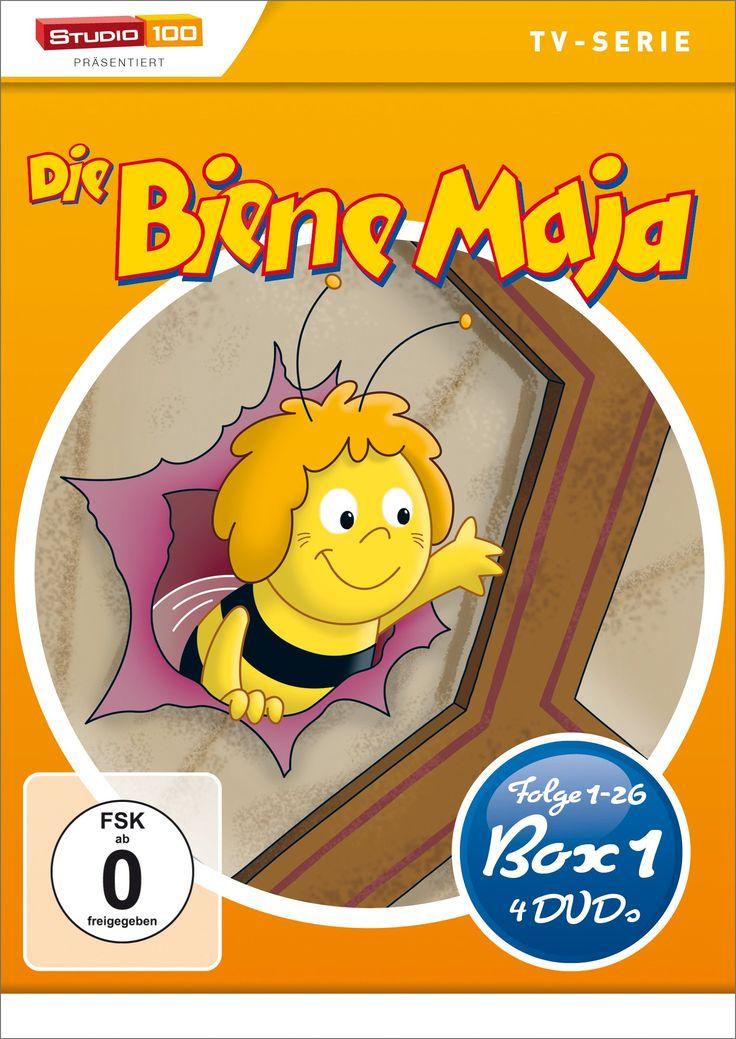 Die Biene Maja - Box 1 [4 DVDs], EUR 14,99 (alte Fassung)