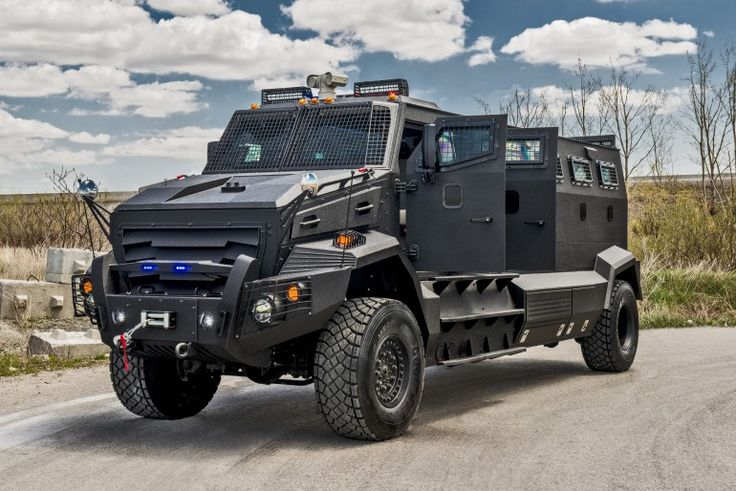 Too big.  Ours is small and powerful.The INKAS Huron APC