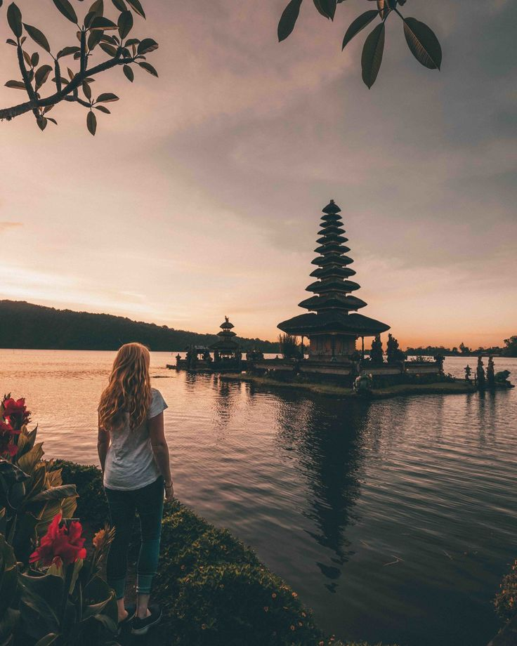 Pura Ulun Danu Bratan Temple: the most beautiful temple in Bali
