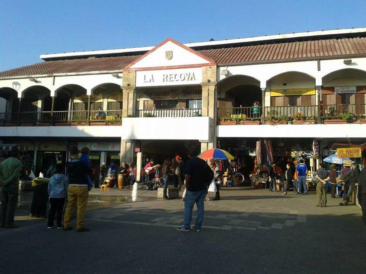 La Recova, Feria artesanal - La Serena - CHILE