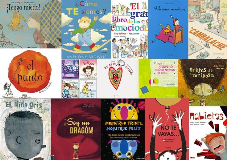 30 Libros para enseñar a tus hijos Inteligencia Emocional