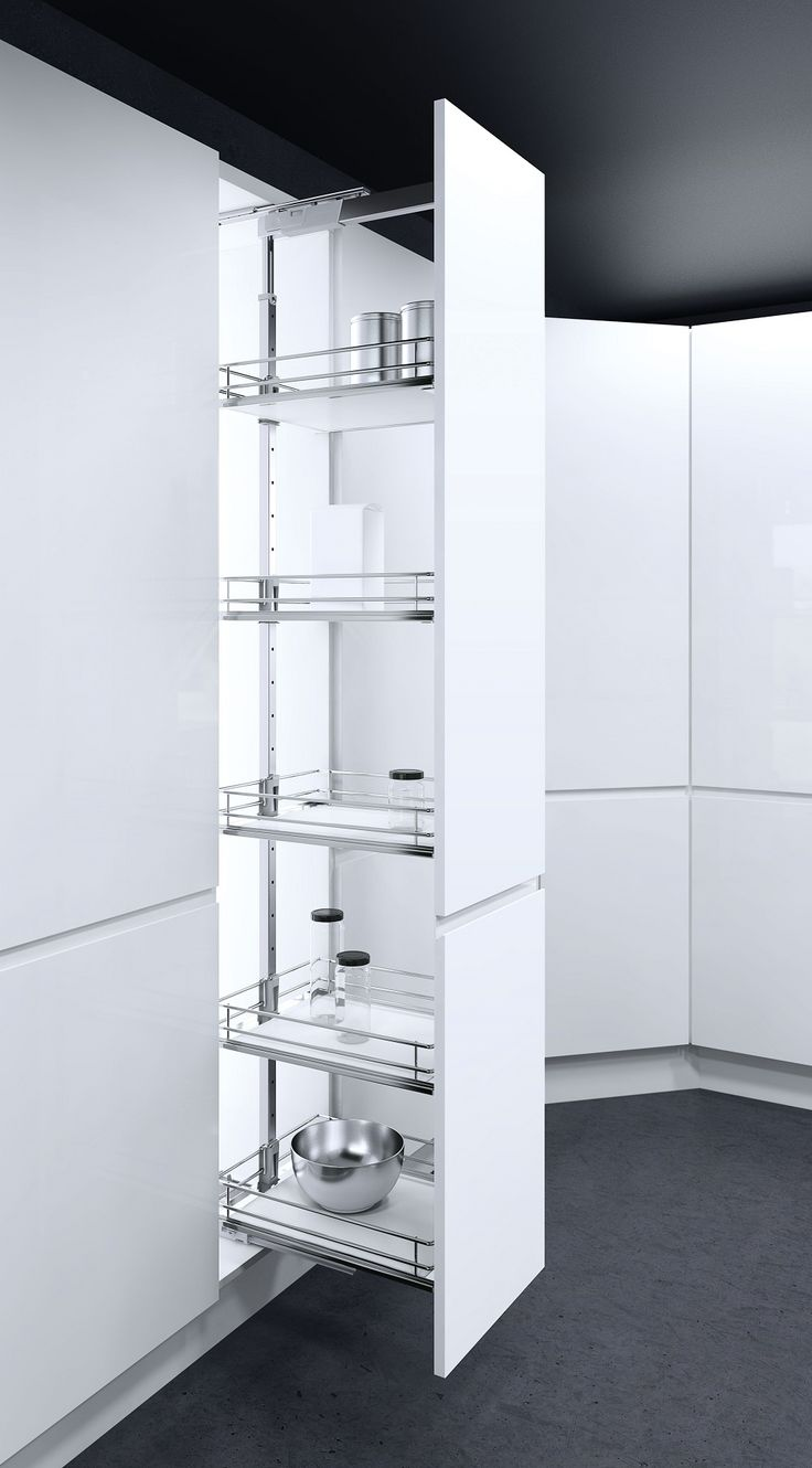 Optimal storage and simple installation make vauth sagel 39 s for Kitchen base units 300mm depth