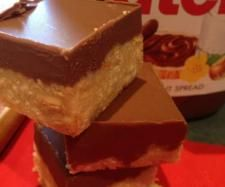 Lindt Nutella Slice | Official Thermomix Recipe Community
