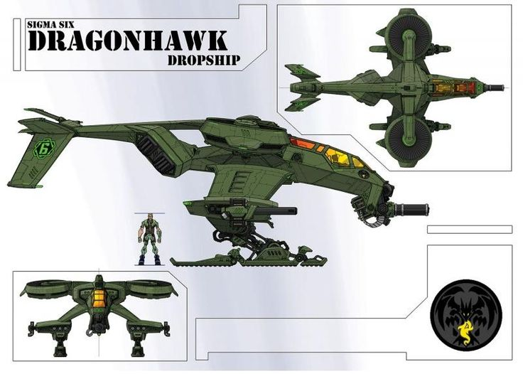 GI Joe DragonHawk
