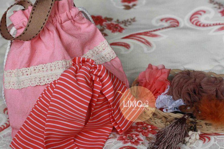 Pita | 30K | bahan: belacu, renda | check this limo-made.blogspot.com #handmade #littlebag #limitededition #semarang #indonesia #limomade