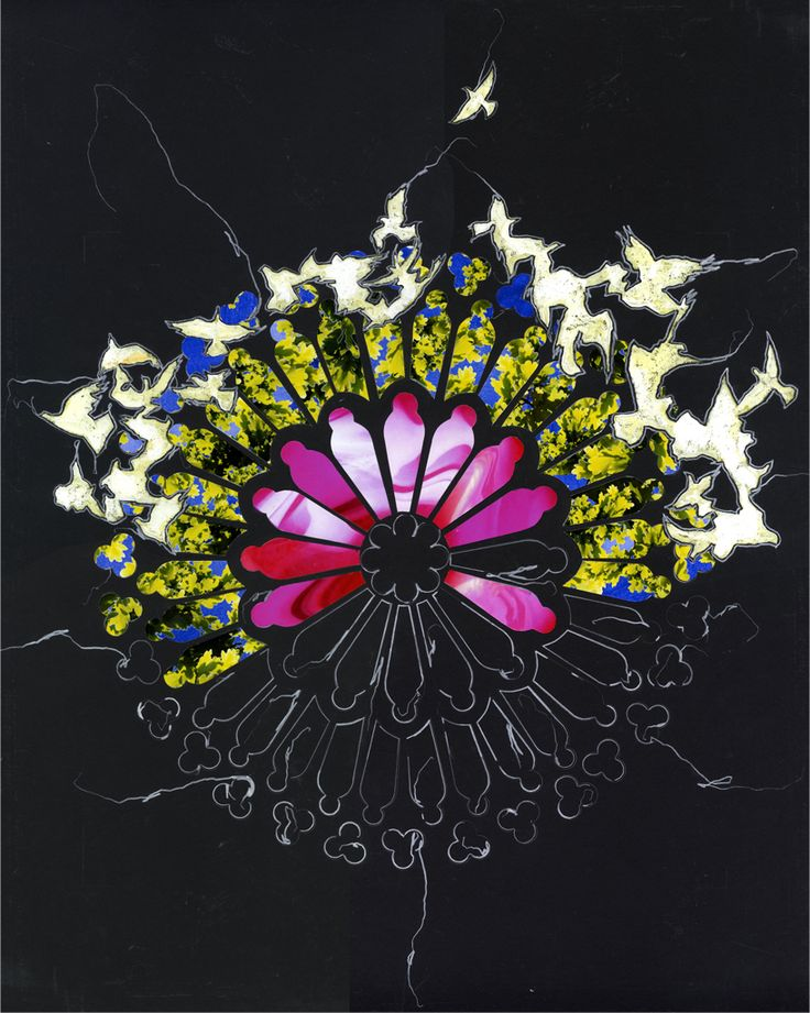 Exhibitions | Brian Clarke, architectural artist, stained glass artist and painter.