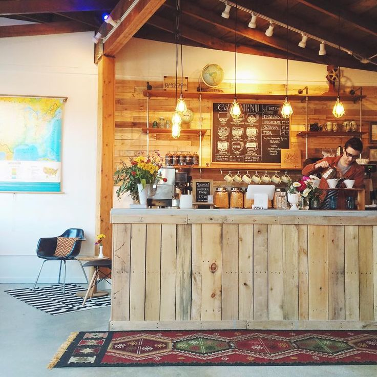 (3) The Village Grind Coffee shop, Southern cuisine