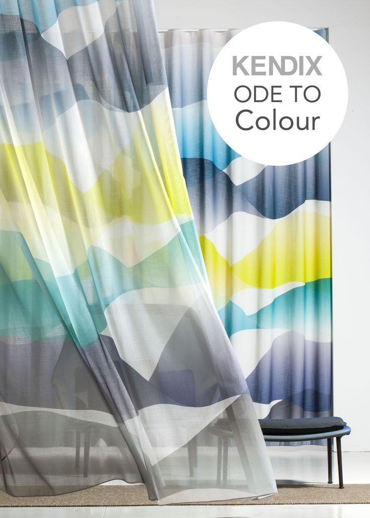 Kendix #color #new #gordijnen #kokwooncenter #201605