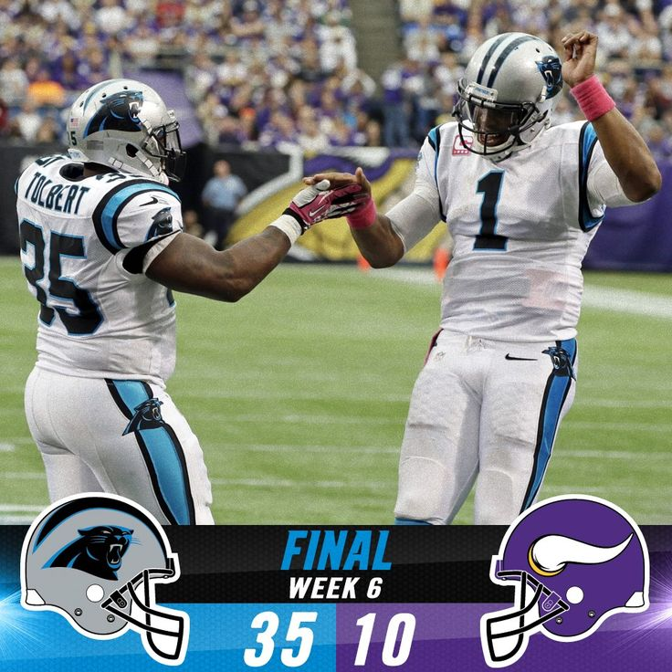 Panthers WIN!