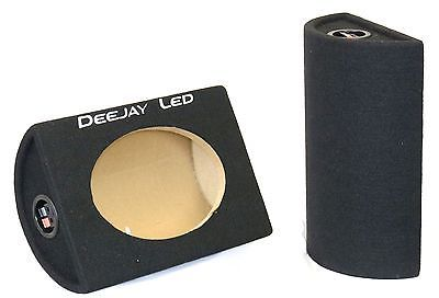 Speaker Sub Enclosures: Deejayled Tbh699 Djl Pair 6X9 Speaker Box -> BUY IT NOW ONLY: $43.46 on eBay!