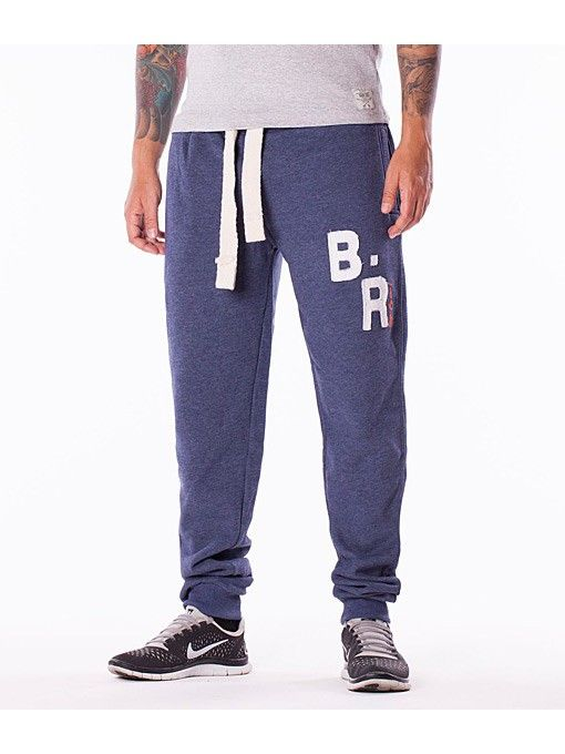 Pantaloni sport barbati Better Rich gri