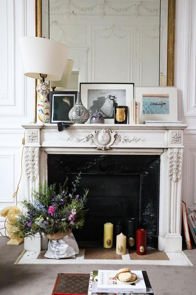 Salon Hôtel particulier Coulisses vente NOW Sotheby's Paris