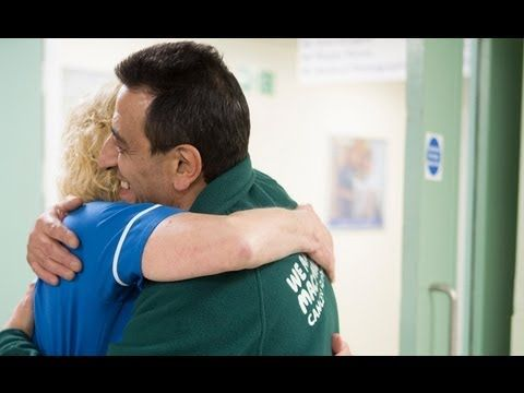 Inspiring video about the support Macmillan gave to Mario.