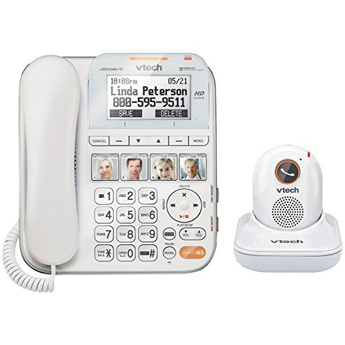Best price on VTECH SN1197 dect_6.0 2-Handset 2-Line Landline Telephone  See details here: http://topofficeshop.com/product/vtech-sn1197-dect_6-0-2-handset-2-line-landline-telephone/    Truly the best deal for the brand new VTECH SN1197 dect_6.0 2-Handset 2-Line Landline Telephone! Check out at this low cost item, read buyers' notes on VTECH SN1197 dect_6.0 2-Handset 2-Line Landline Telephone, and get it online with no second thought!  Check the price and Customers' Reviews…