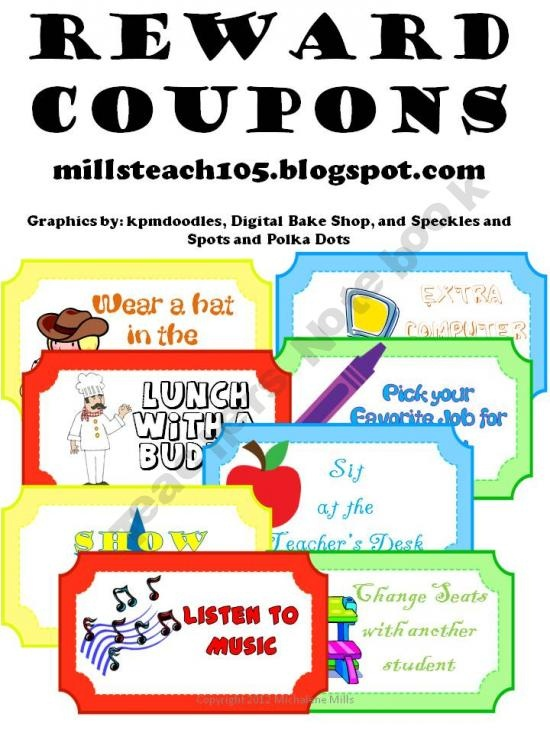 Classroom Reward Ideas For Elementary ~ Best paper clutter printables images on pinterest
