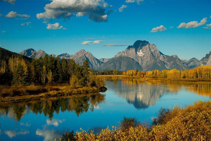 Parco nazionale del Grand Teton, Wyoming (Usa)