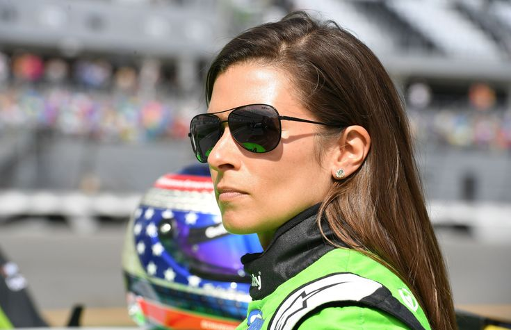 Danica Patrick's Indianapolis 500 car could be very unlucky