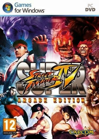 Super Street Fighter IV PC Game Free Download Full Version