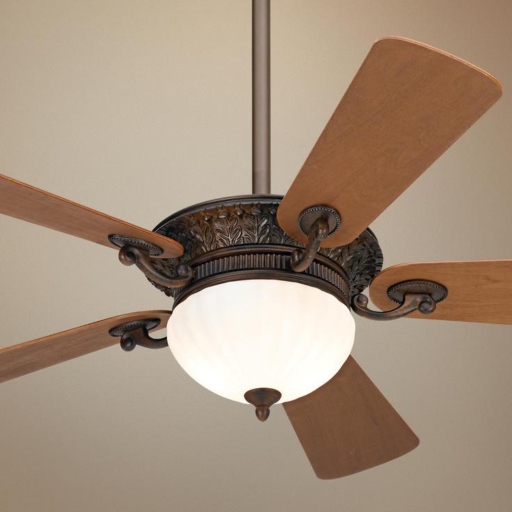 """52"""" Minka Aire Volterra Bronze Ceiling Fan Ceiling fan"""
