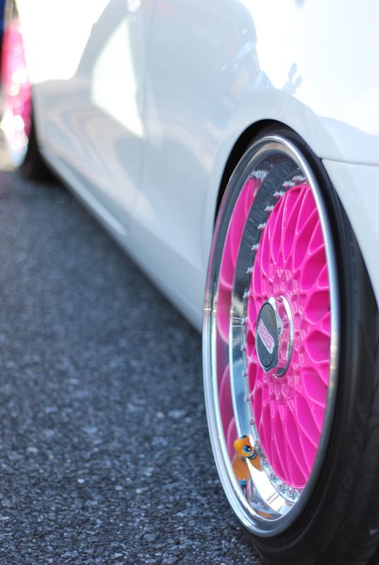 Pink BBS ftw! Real or reps?