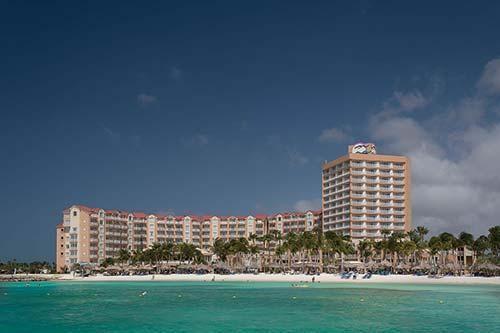 Divi Aruba Phoenix Beach Resort, Palm Beach, Aruba, Dutch Caribbean