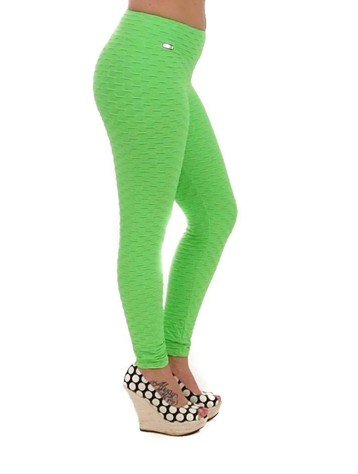 Camboriu Smocking Green leggings