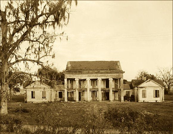 The Assumption Parish LAGenWeb Project: Woodlawn Plantation Photograph
